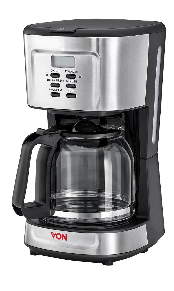 Von VSCD12MVX Coffee Maker - 12 Cup