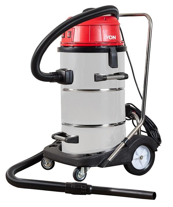 Von VVW-55SJS Commercial Vacuum Cleaner Pot – 55L