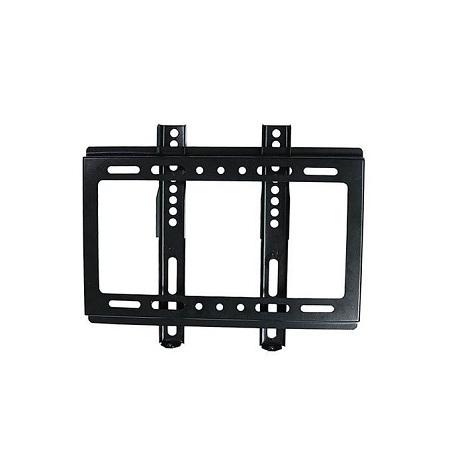 14 - 42 Inch TV Wall Bracket Holder - Flat Panel - Black