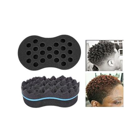 Barber Hair Brush Sponge Dreads Locking Twist Coil