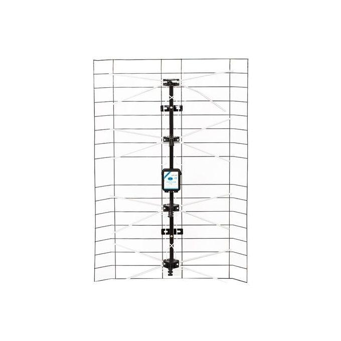Generic Jetta VHF/UHF Antenna - Black