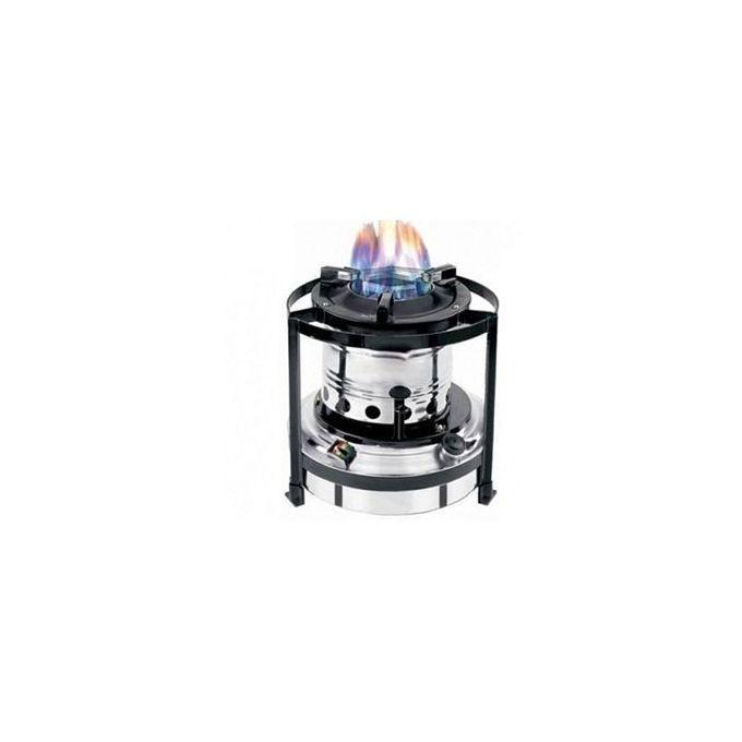 Homex Portable Kerosene Stove - 1 Litre - Silver