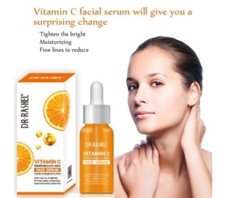 Dr. Rashel Vitamin C Brightening And Anti Aging Face Serum