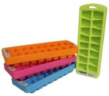 Ice cube trays random 2 pcs