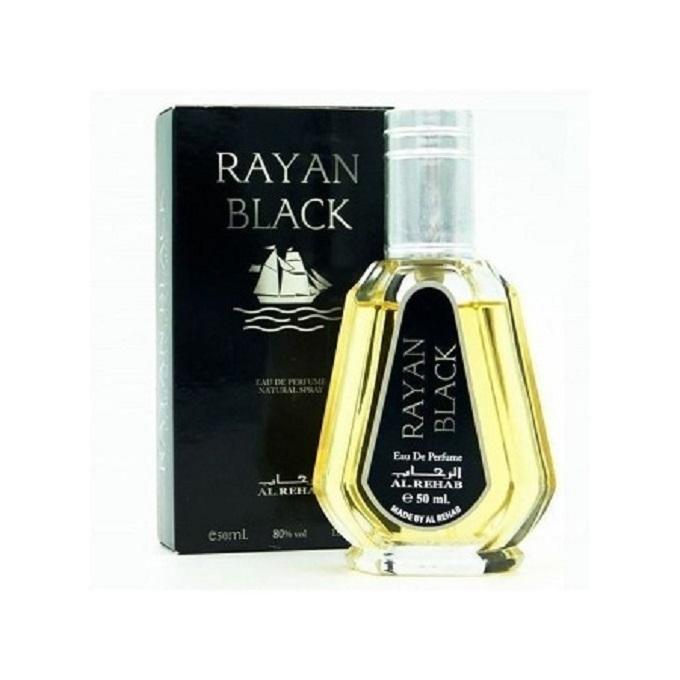 Al Raheeb Rayan Black - 50ml