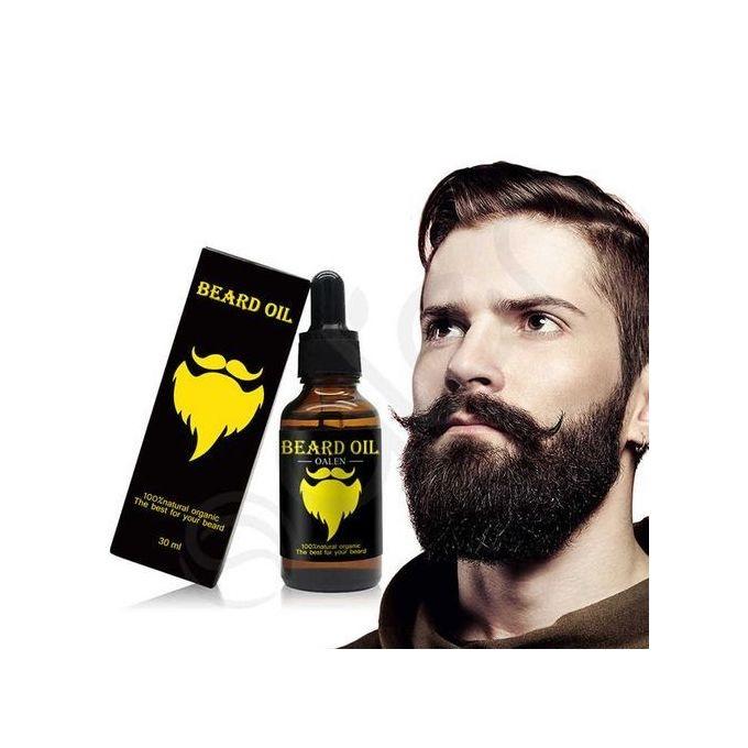 Beard Growth Beard Oil, Moustache & Body Hair Fast Growth Oil