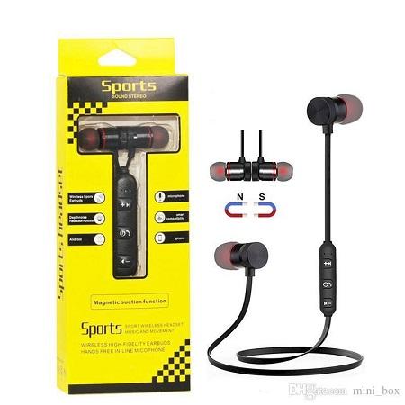 Bluetooth Sport Magnetic Earphones