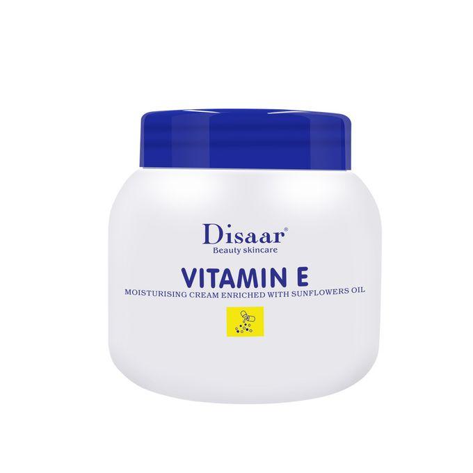 Disaar Vitamin E Skin Care Cream.