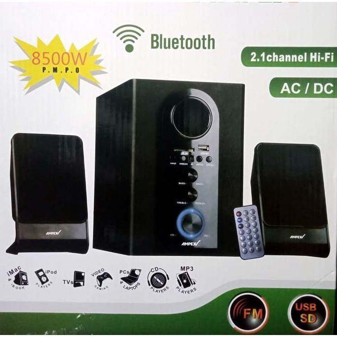 Ampex Perwoofer,Hitechmedia Bluetooth,USB,FM