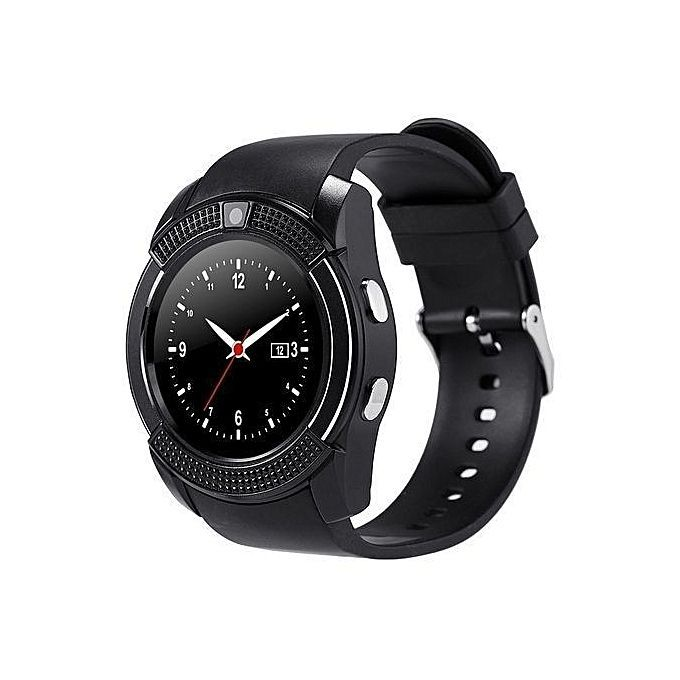 Smart 2030 Touch Screen Round Smartwatch