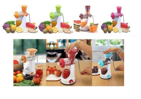 Manual Fruit & Vegetable Juicer Extractor