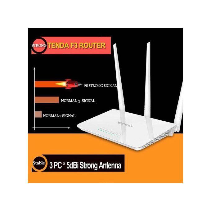 tenda F3 300M Home Wireless Router