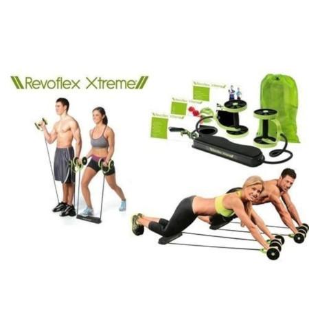 Revoflex Xtreme body fitness Exercise equipment
