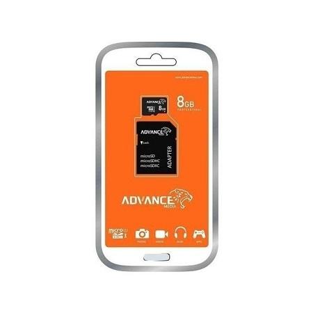 Advance Memory Card black advance Standard Advance 8GB