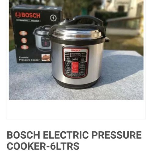 Bosch Multi-functional Electric Pressure Cooker/rice Cooker