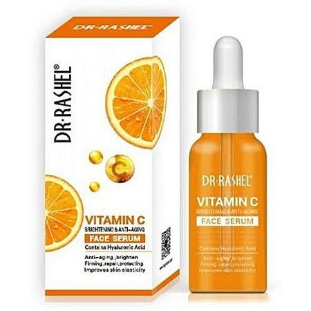 Dr. Rashel Vitamin C Brightening And Anti Aging Face Serum