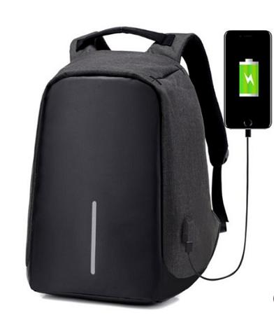 Generic Anti theft Bag black