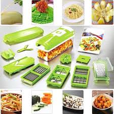 Generic Multifunction Vegetables Fruits Cutter Peeler Grater Dicer
