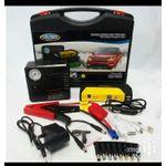 Generic Portable Car Jam Starter Kit / Air Compressor