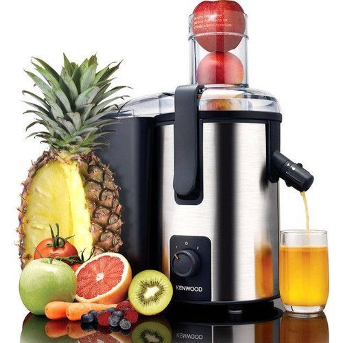 Kenwood Juice Extractor Stainless Steel- Juicer/ Blender