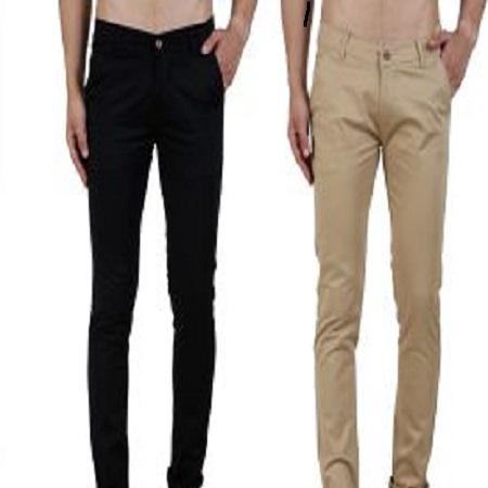 Khaki Trouser Pants 4pack