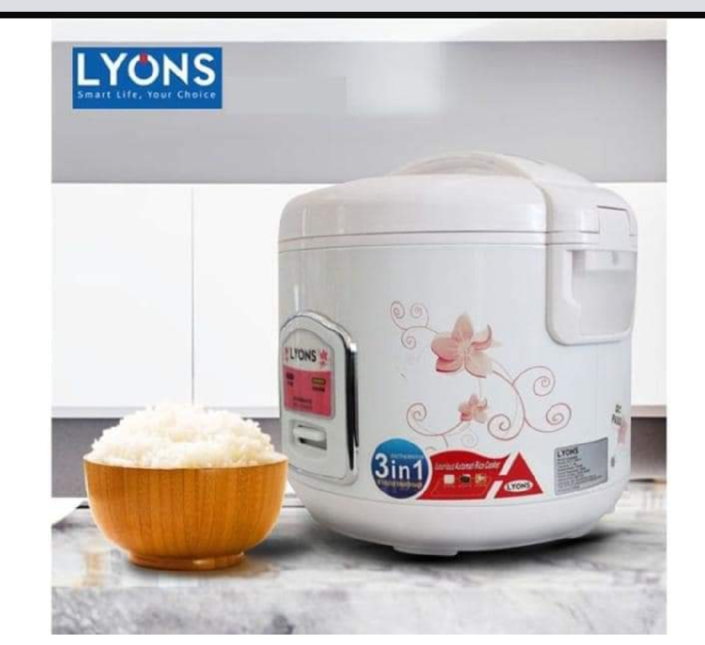 Lyons High Quality Electric Rice Cooker