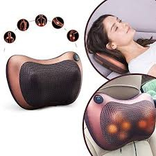 Multi functional Portable Car/Home Massage Pillow