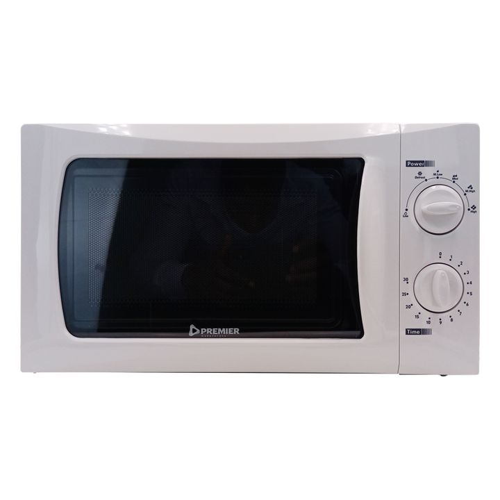Premier Multi Purpose Microwave Oven White 20ltrs 700W