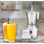 Rebune 2in1 Blender 1.25l With Grinding Machine White