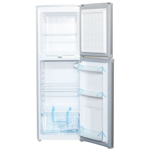 Super General SGR198HS, Double Door Refrigerator, 175L - Silver