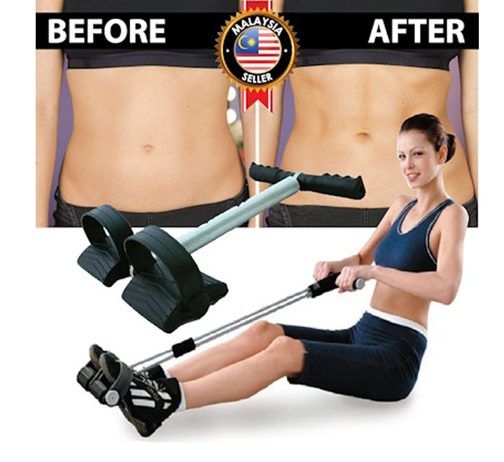 Tummy Trimmer Abs Exerciser, Waist Trimmer, Fitness Workout fitness tool,weight loss