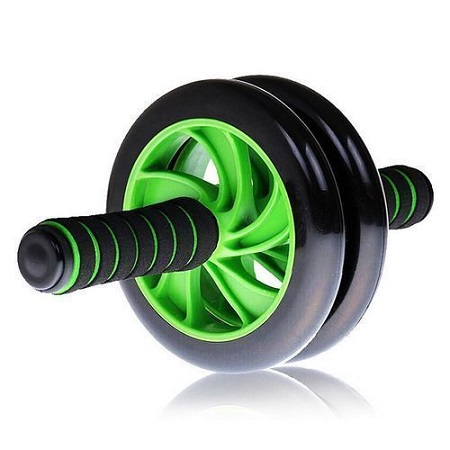 Double Wheel Roller - Green