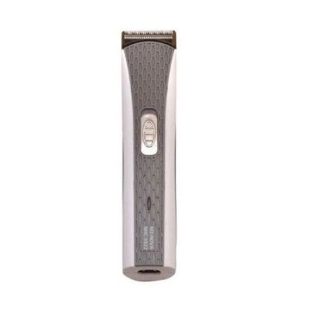 Professional Hair Trimmer - White & Grey