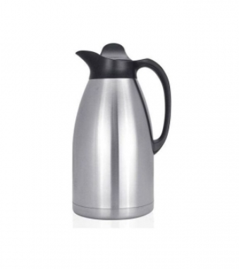 Stainless Steel Thermos Flask - 3 Litres Silver 3Litres