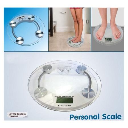 Electronic Digital Personal Bathroom Health Body Weight