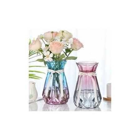Glass Jars Elegant Flower Vases