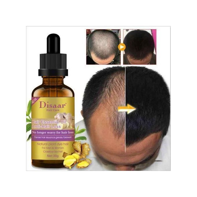 Disaar Essential Oil Stimulate Hair Growth Stop Baldness, Hair Loss