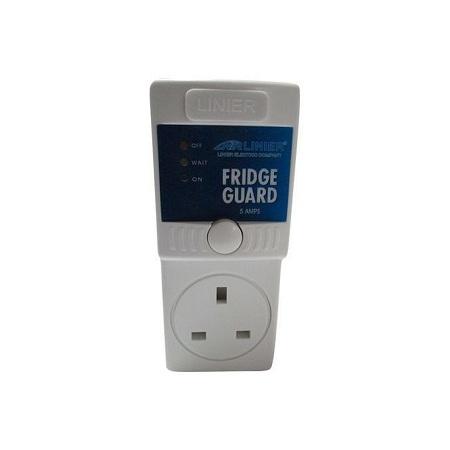 Liner Fridge Guard-Voltage Stabilizer- White.