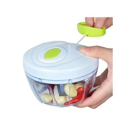Manual Vegetable/Fruit/Meat Chopper/Mixer/Blender