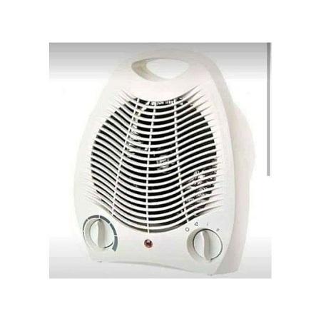 Nova Room Heater with fan- White