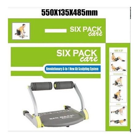 Revolutionary 6 In 1 Six Pack Care