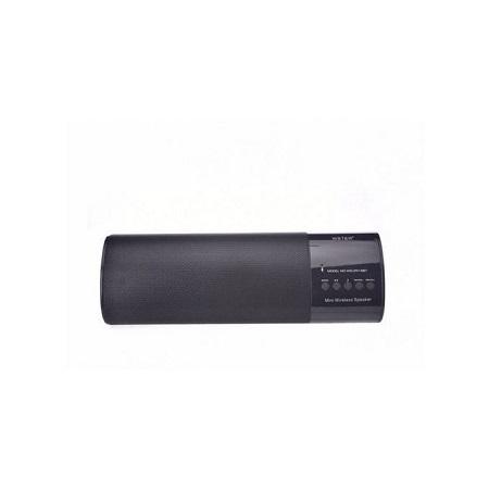 Wster Portable Wireless Speaker, MP3 Player & Radio - 2519BT