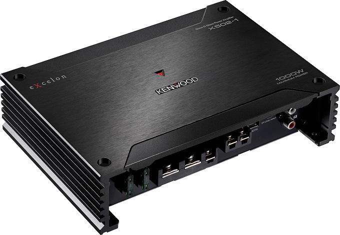 Kenwood X5021 Class D Mono Power Amplifier 1000W
