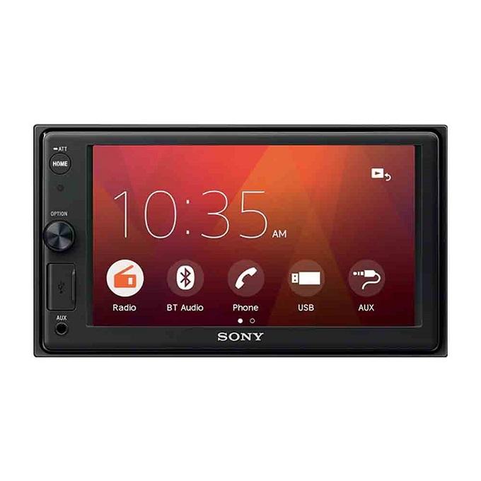 Sony XAV1500 Bluetooth Car Stereo with Weblink Cast.