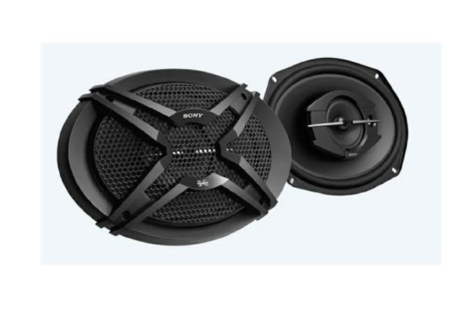 Oval Sony XSGTF6939 Speakers 420 Watts 60 Watts Rms 4 Ohms.