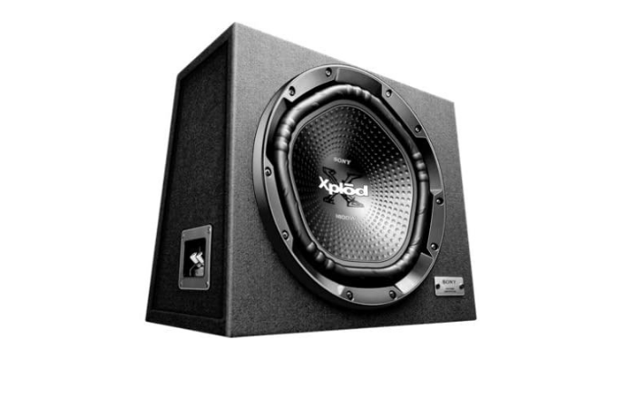XSNW1202E 30 cm  Subwoofer with Shallow Enclosure