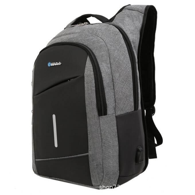 Built for Comfort! Anti-theft Large Capacity Travel/Laptop Backpack -ZBP-1006