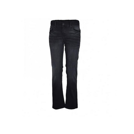 Zecchino Black Straight Fit Boys Denim Jeans