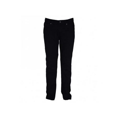 Zecchino Black Boys Denim Slim Fit Pants