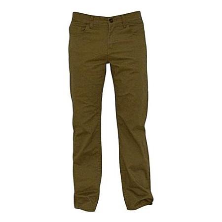Zecchino Brown Boys Casual Pants